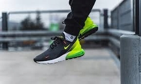 Nike Nike Air Max 270 (AQ9164 005) ANTHRACITEVOLT BLACK