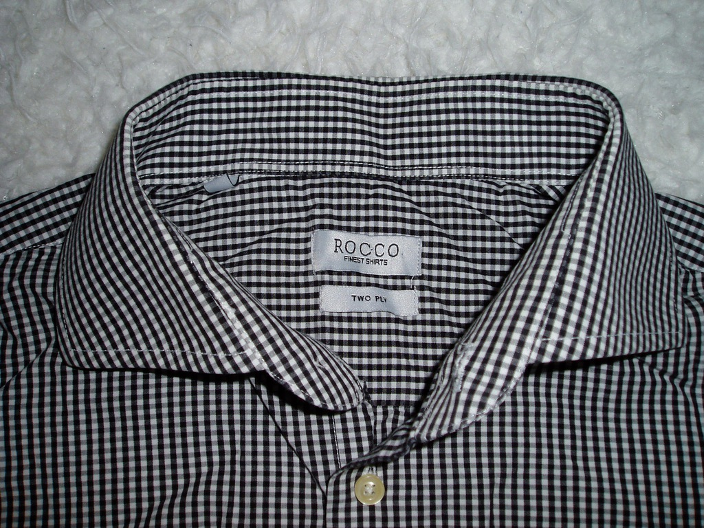 ROCCO TWO PLAY - koszula w kratkę/42