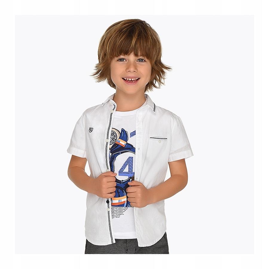Koszula dla chłopca Mayoral 3129,roz.104