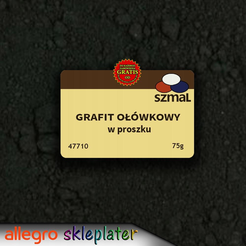 Pigment Grafit W Proszku 75g 47710 Od Later 8991854558 Oficjalne Archiwum Allegro