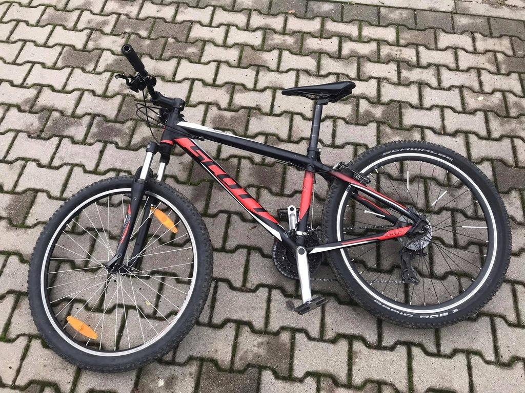 Rower Scott Górski (bez przedniego hamulca)