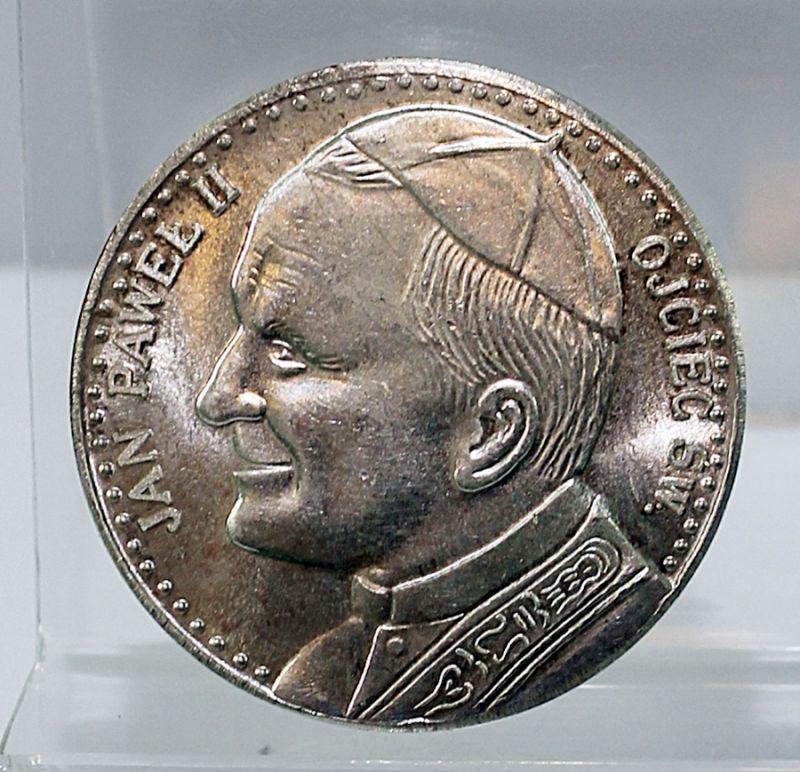 Moneta Z Papiezem 7110841609 Oficjalne Archiwum Allegro