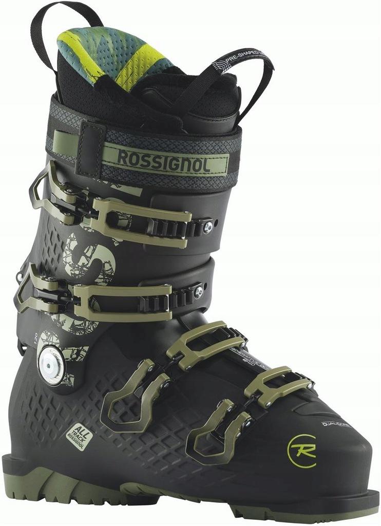 Buty narciarskie Rossignol Alltrack 120 Czarny 25/