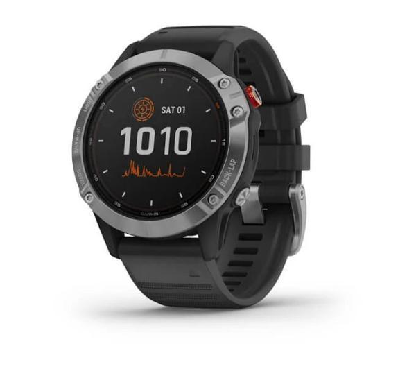 Zegarek smartwatch GARMIN FENIX 6 Solar GPS NOWY