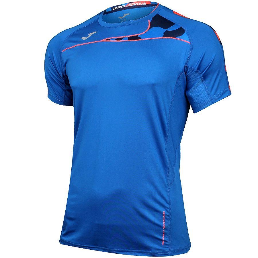 Koszulka Joma Olimpia S/S M niebieski