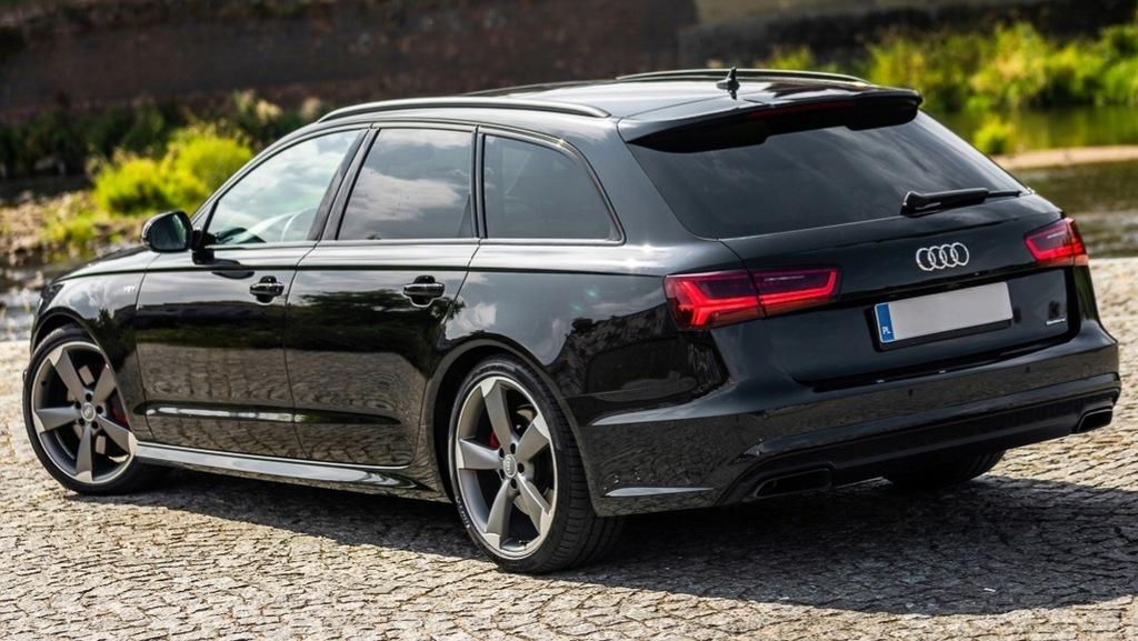 Audi A6 Competition Edyszyn 3 0 Tdi Quattro 326km 8471065319 Oficjalne Archiwum Allegro
