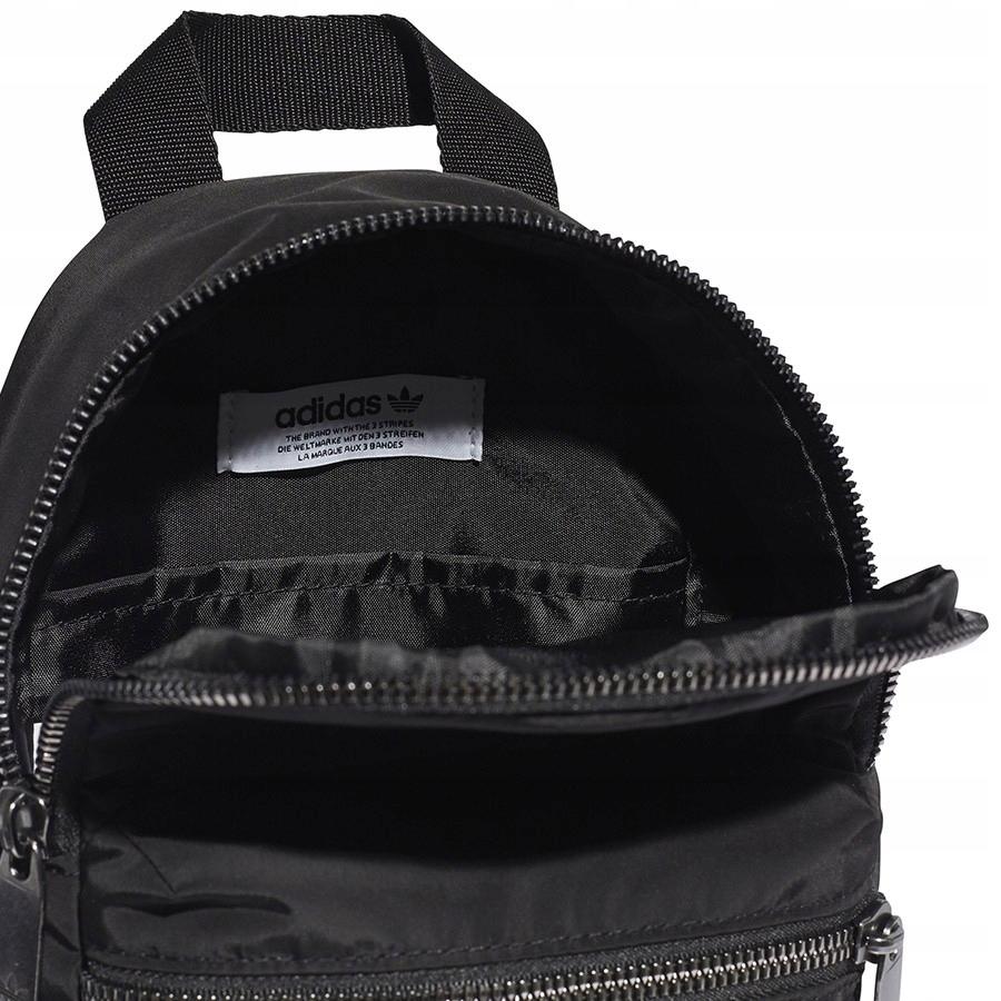 Plecak adidas Originals BP Mini ED5869 czarny adi