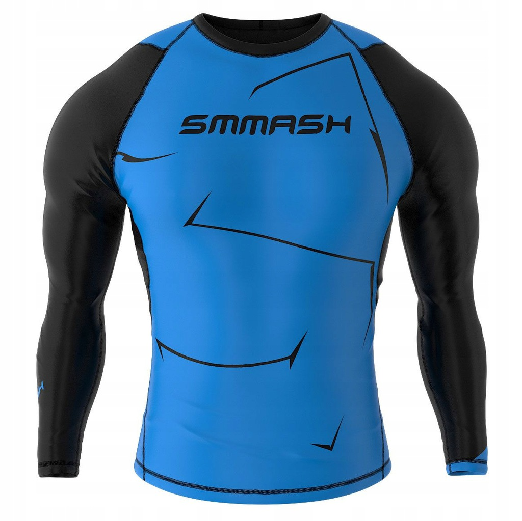 SMMASH koszulka rashguard Compression cross mma XL