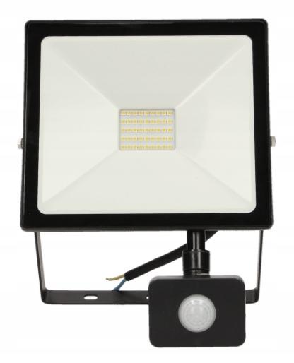 Naświetlacz LED alled 20W z czujnikiem ruchu 4000K