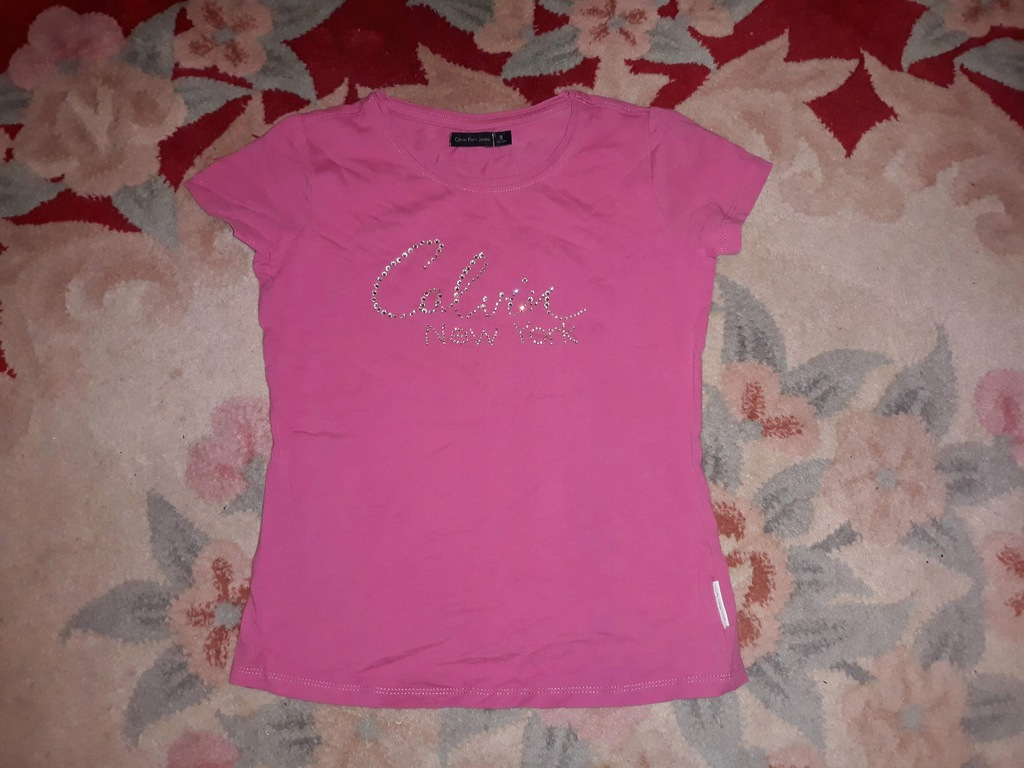 Calvin Klein koszulka 128 cm. Polecam !