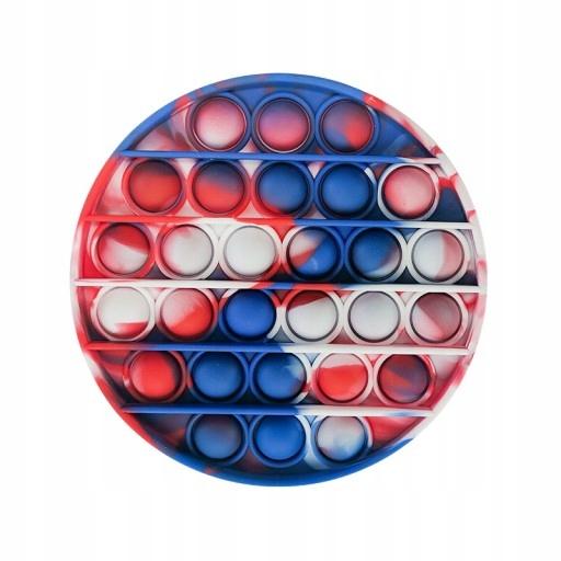 Push Pop Bubble Fidget Sensory Toy Stress Relief