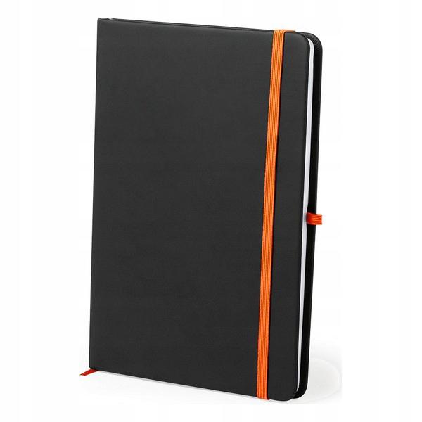 Notatnik z zakładkami (100 Kartki) 146069 Pomarańc