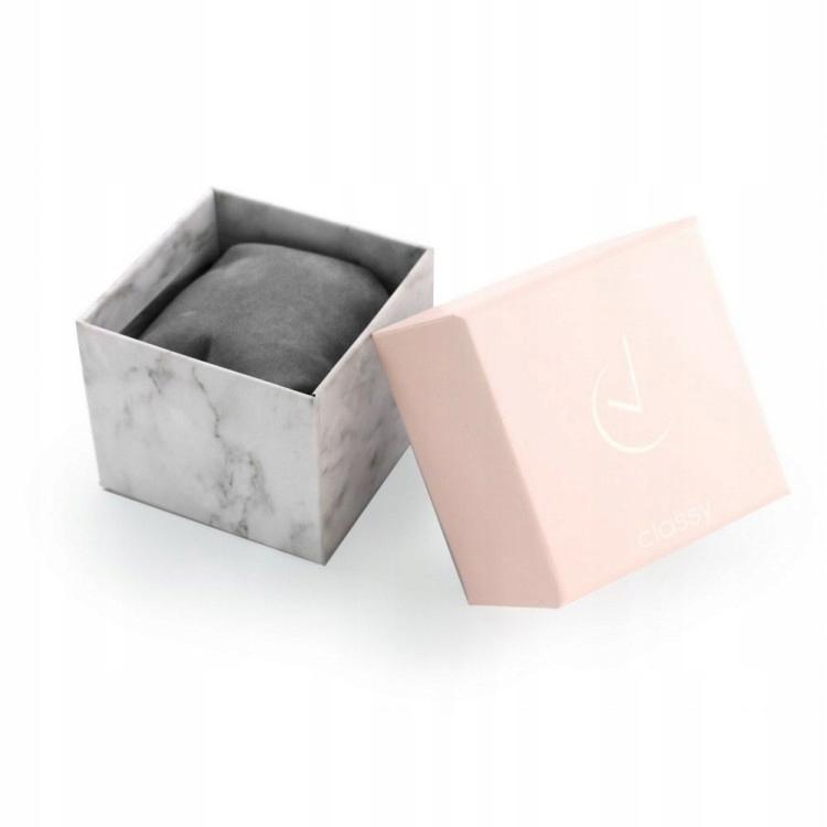 Pudełko na zegarek CLASSY z poduszką PDOZ7