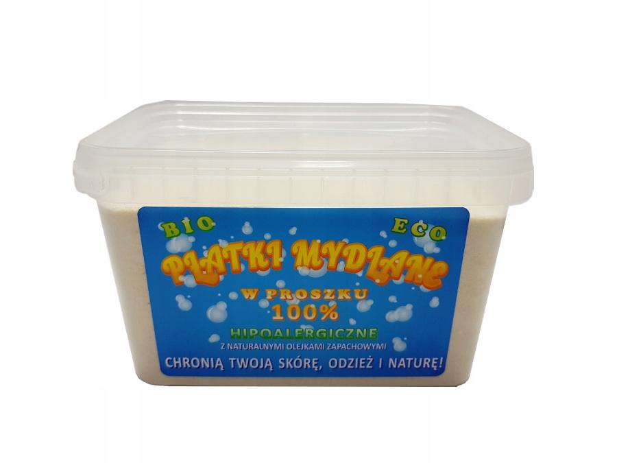 DELIAL Płatki mydlane w proszku 800 g