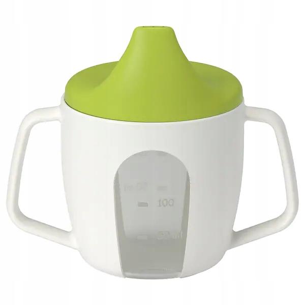 IKEA BORJA Kubek dla dziecka Picia Wode Kubeczek