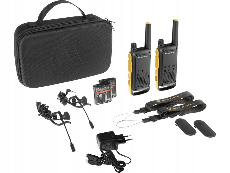Radiotelefon MOTOROLA T82 Extreme Walkie Talkie
