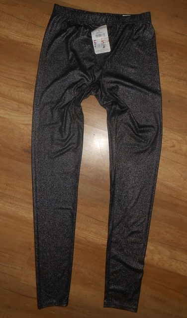 ( RESERVED)- ladies trousers- srebrzyste 42