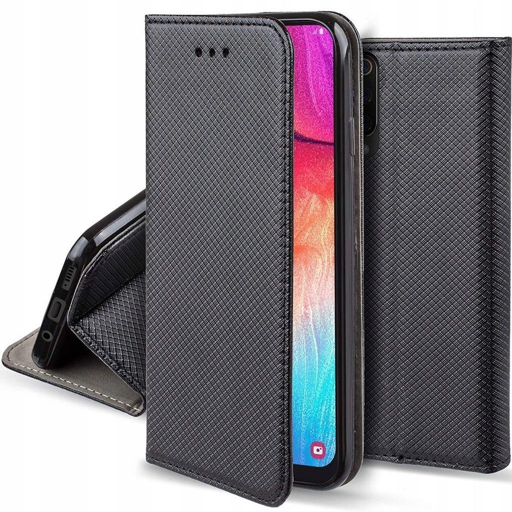 Etui HUAWEI Y5P portfel z klapką Flip Magnet CZERŃ