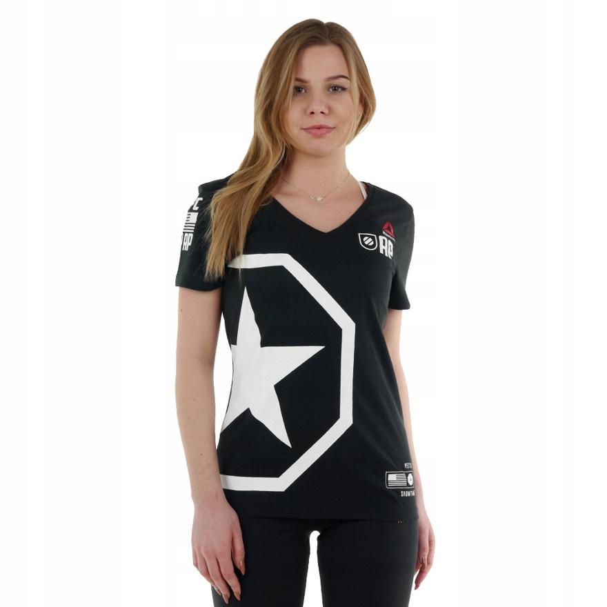 Koszulka sportowa Reebok Combat UFC AI5361 t-shirt