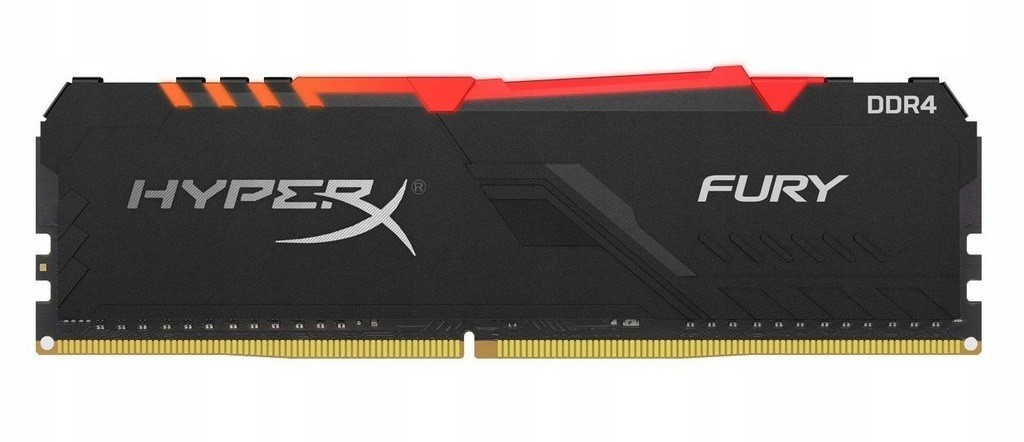HYPERX Pamięć DDR4 Fury RGB 8GB/3733 CL19