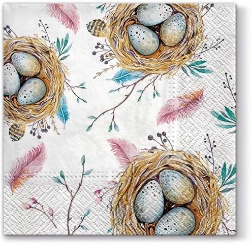 Serwetki Wielkanocne 20 Szt Papierowe Decoupage 7876033908 Oficjalne Archiwum Allegro