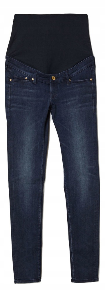 H&M MAMA spodnie ciążowe skinny 46 XXXL