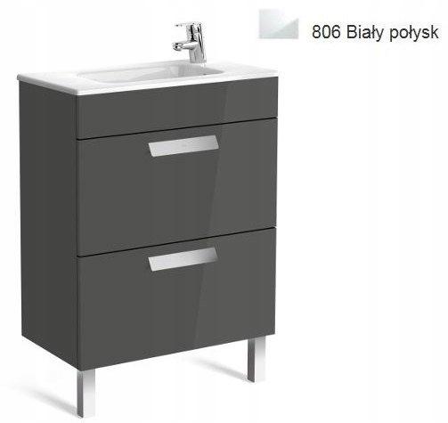 Debba Zestaw łazienkowy Unik Compacto 60 cm z 2 sz
