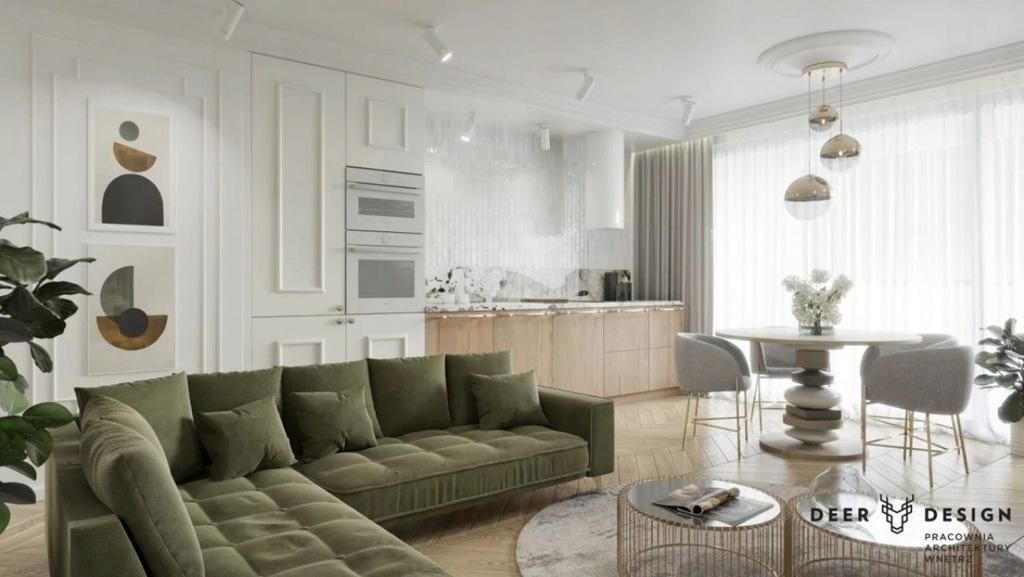 Mieszkanie, Warszawa, Mokotów, 41 m²