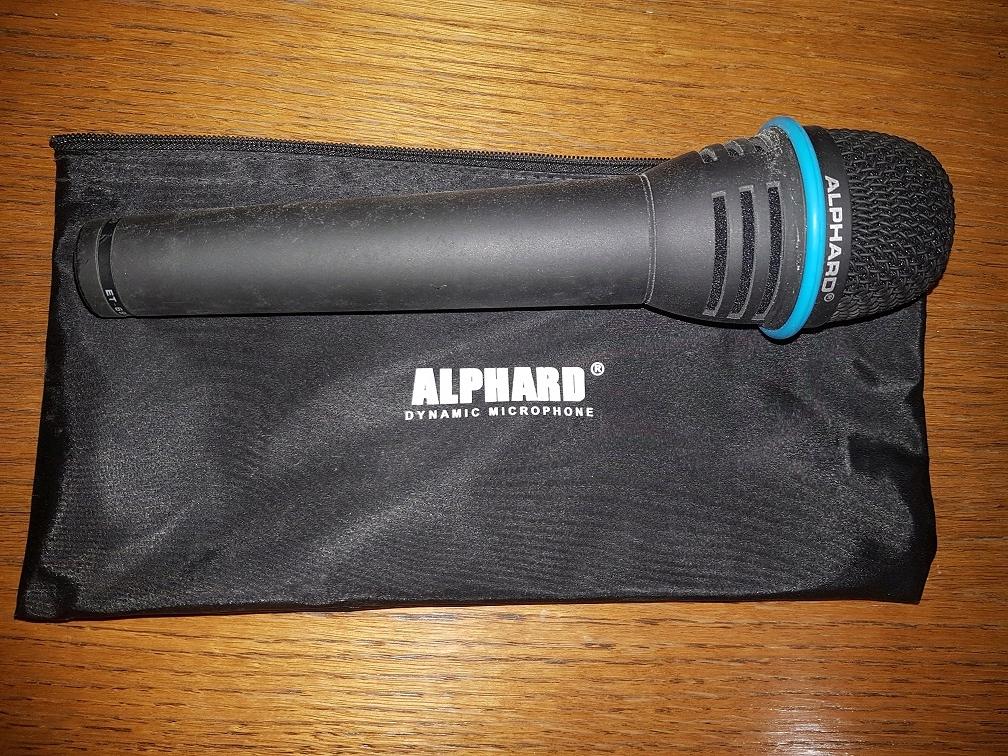 Alphard super wokal ET-69MV Pro