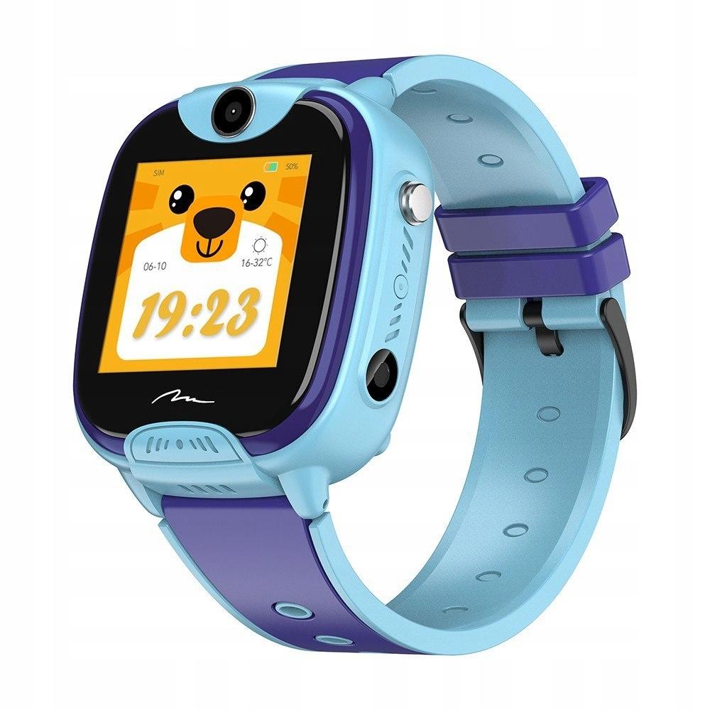 Zegarek dziecięcy z lokalizatorem KIDS LOCATOR 4G