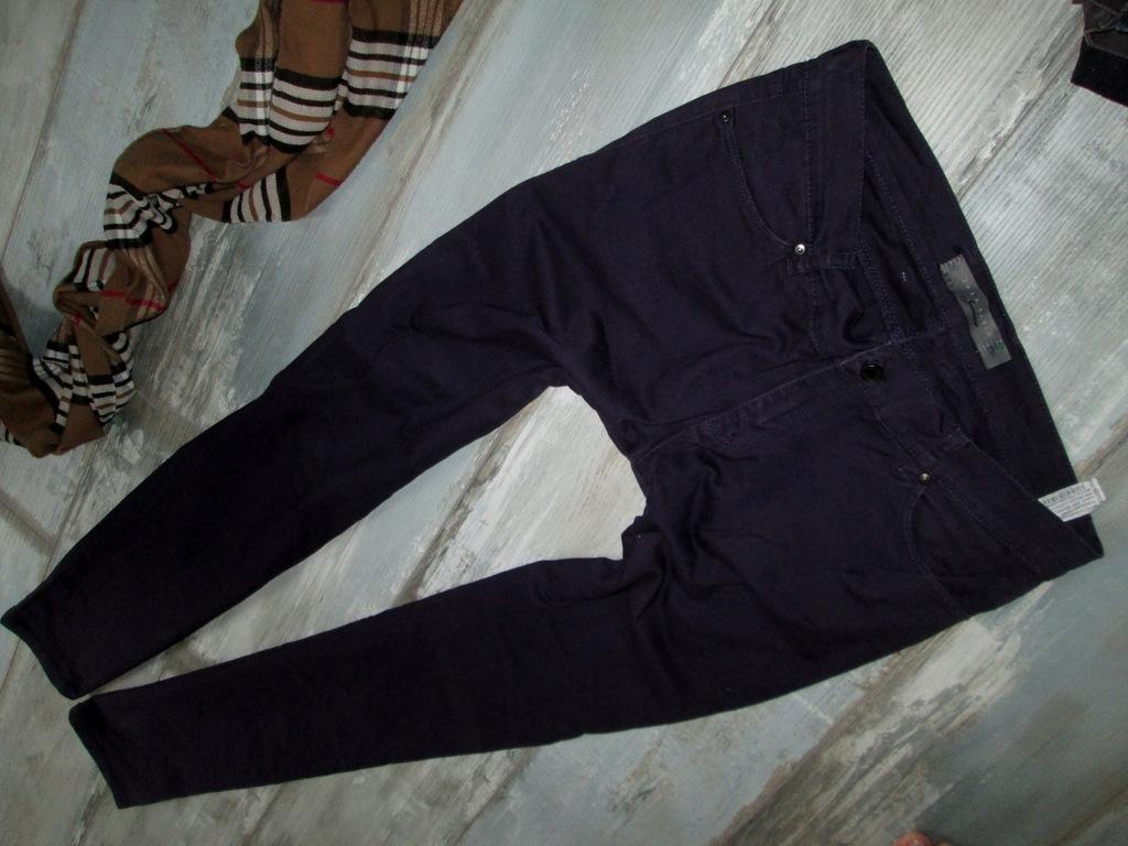 spodnie 3 4 jeansowe damskie zara