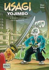 Usagi Yojimbo tom 28 Czerwony skorpion