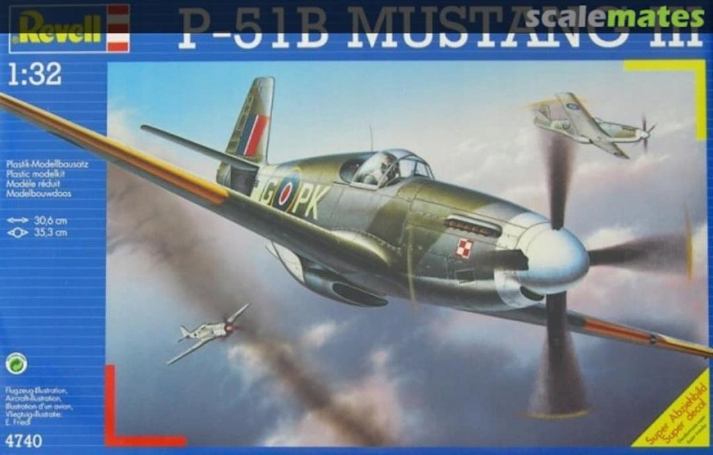 Mustang III 1/32