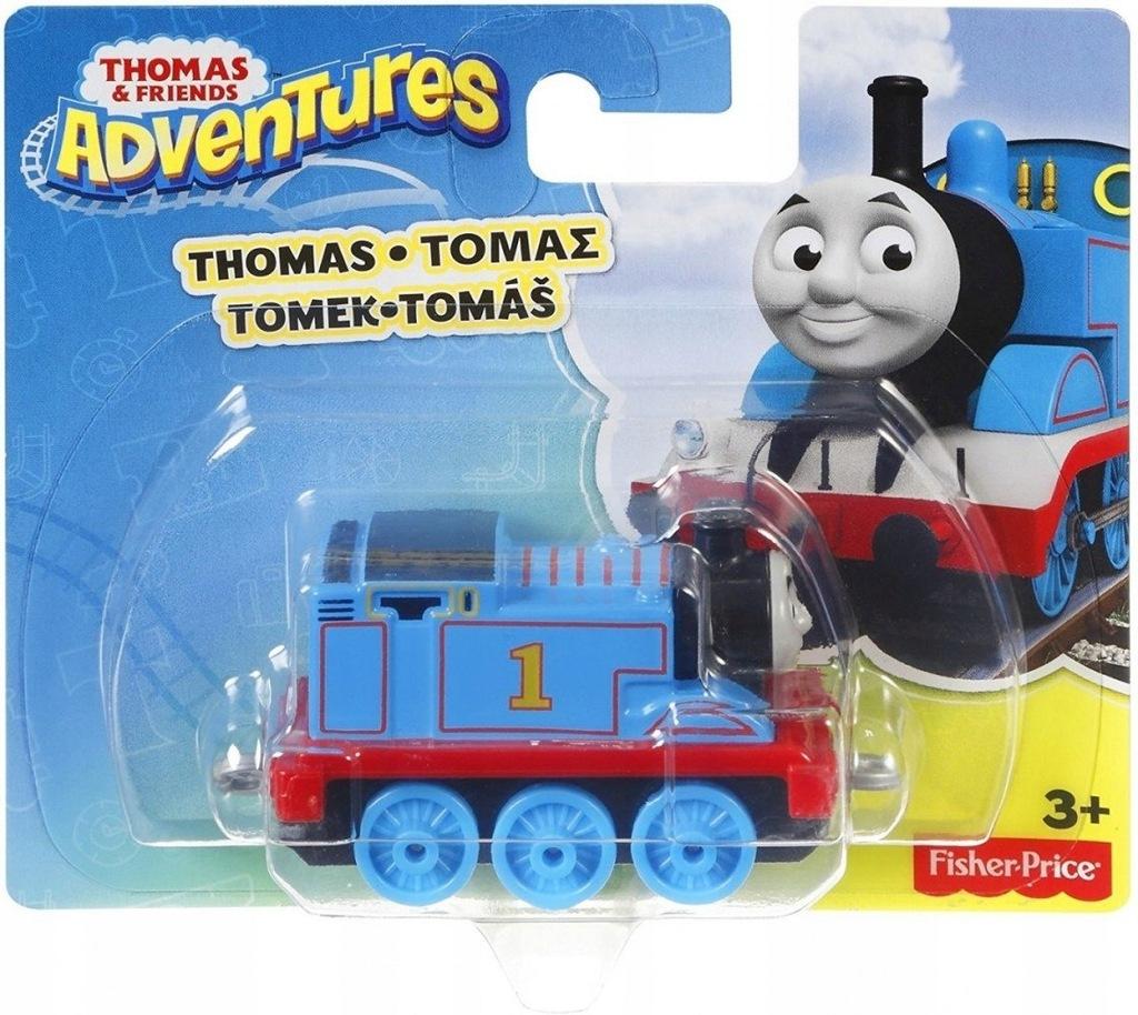Mała lokomotywa Tomek, Tomek i Przyjaciele Adventu