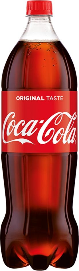 Coca Cola Original 1l Butelka Napoj Gazowany 9180574260 Oficjalne Archiwum Allegro