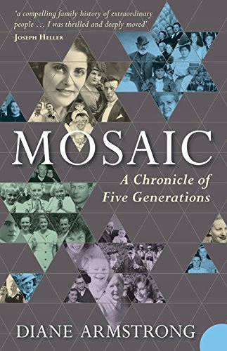 Diane Armstrong - MOSAIC: A Chronicle of Five Gene