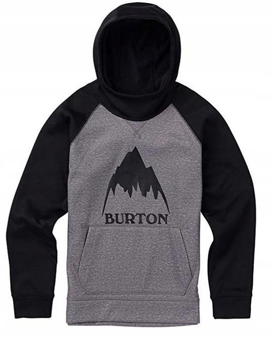 Bluza BURTON CROWN BONDED młodzieżowa kaptur r XL
