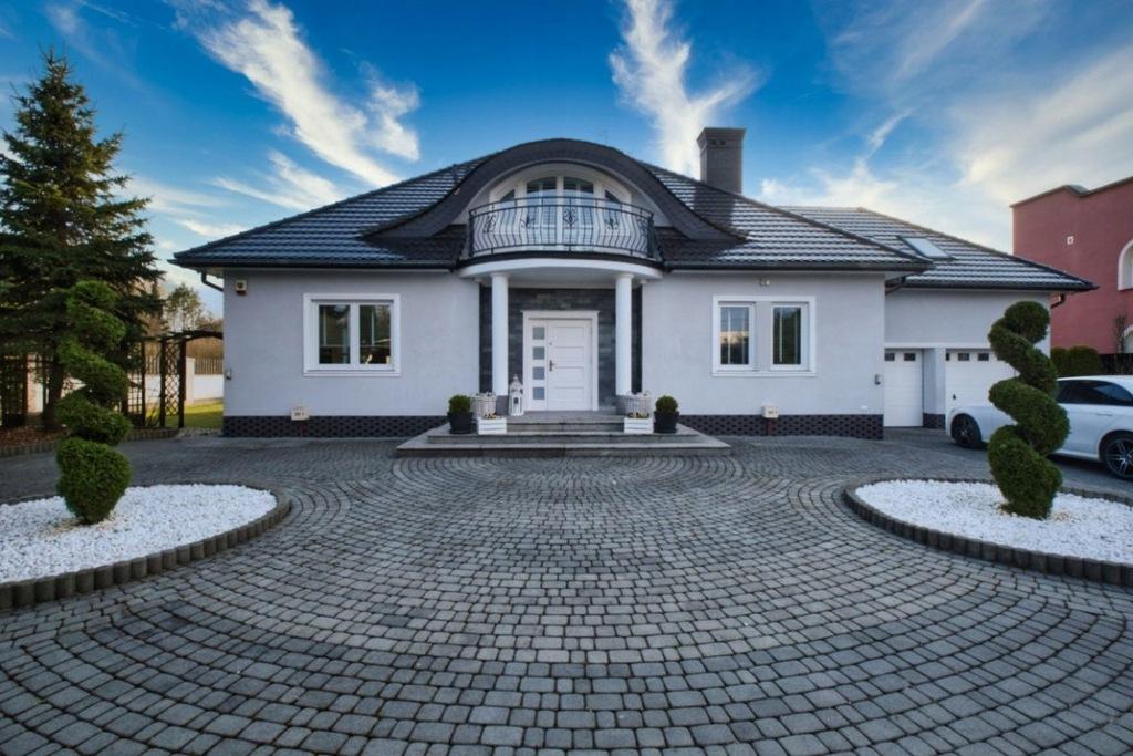 Dom, Warszawa, 285 m²