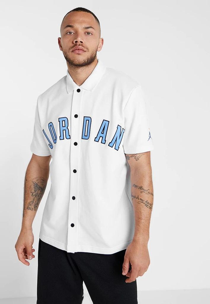 JORDAN DISTORTED NIKE DRI F koszulka sportowa L XL