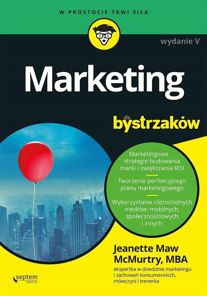 Marketing dla bystrzaków w.5 +ZAKŁADKA