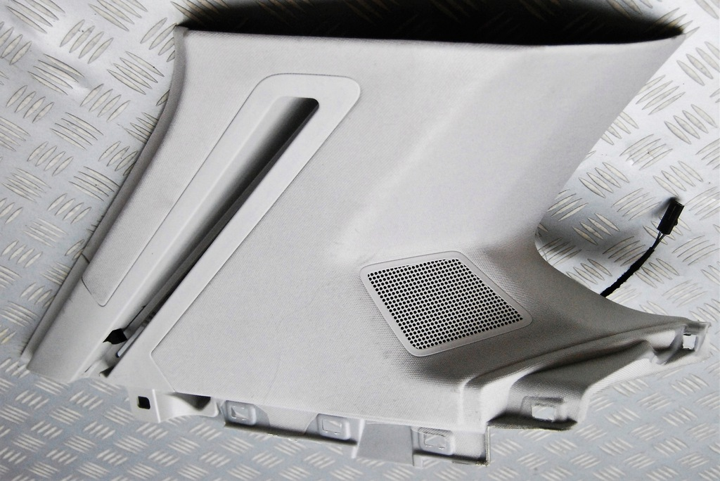 VW Touareg III CR poszycie słupka C głośnik lewe - 9928690166 - oficjalne archiwum Allegro
