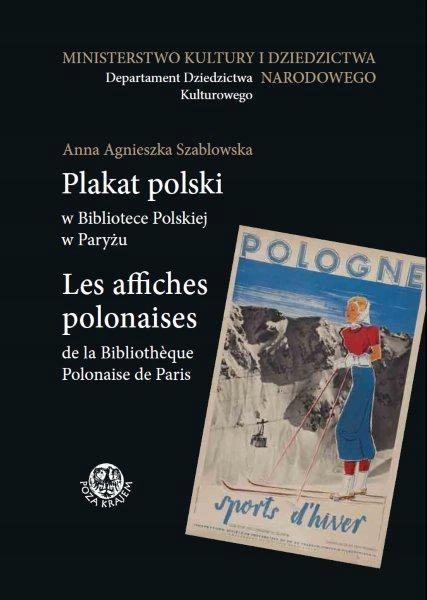 Plakat polski w zbiorach Biblioteki Pol. w Paryżu