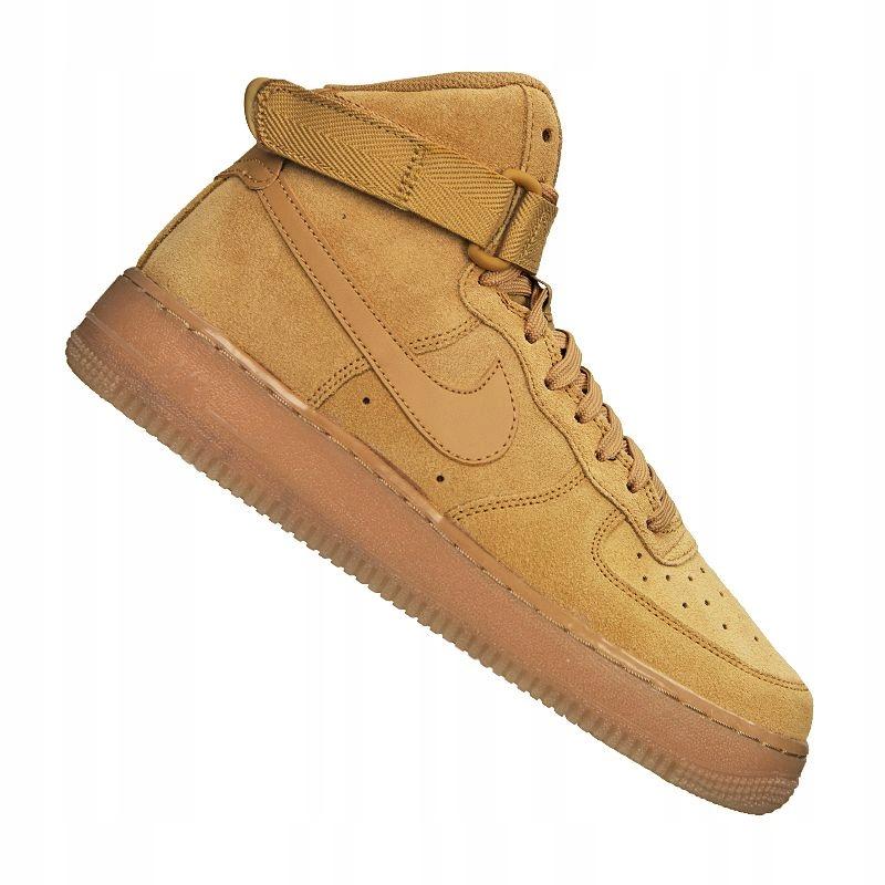 Buty Nike Air Force 1 High LV8 GS JR r 38