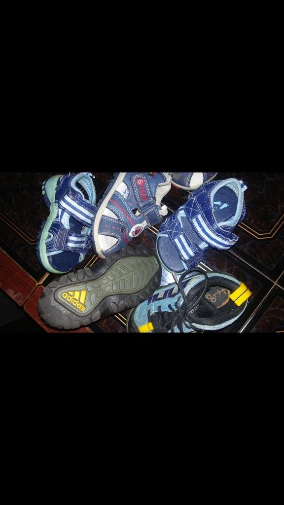 Buciki chłopiec12par Nike Puma Adidas Zara H&M