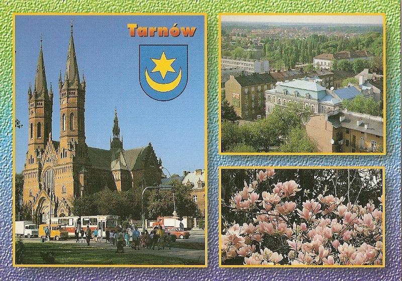 TARNÓW - KATEDRA + AUTOBUS - 2005R
