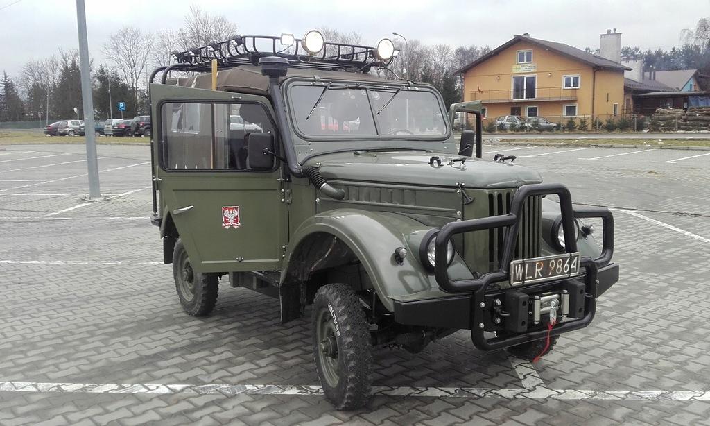 GAZ 69 z 1959 r.