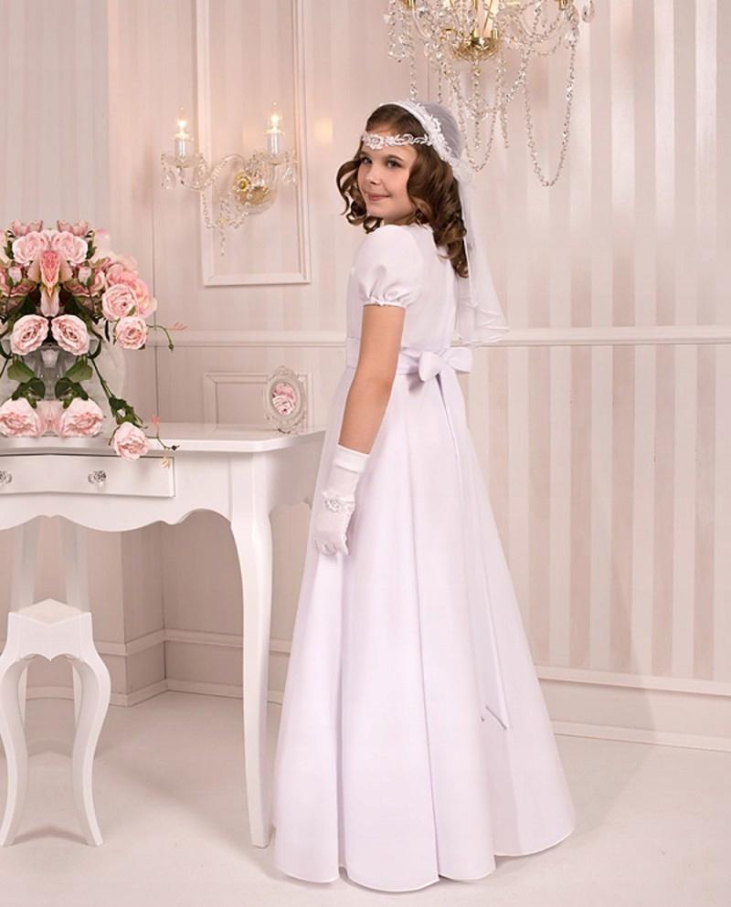 Sukienka Komunijna Suknie Do Komunii Sukienki Kom 7837419264 Oficjalne Archiwum Allegro
