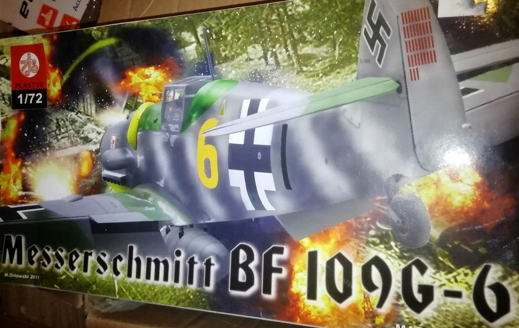 MESSERSCHMIT BF 109 G-6