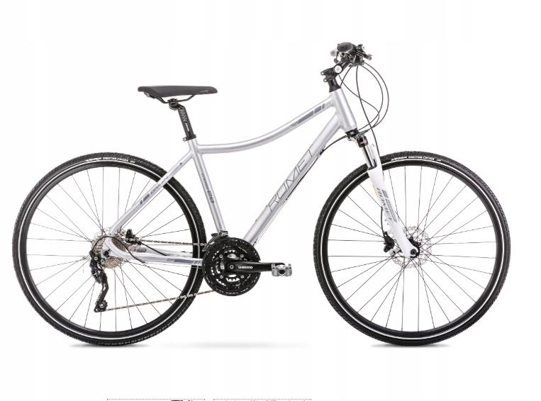 Rower crossowy Romet Orkan 7 D15 2020!