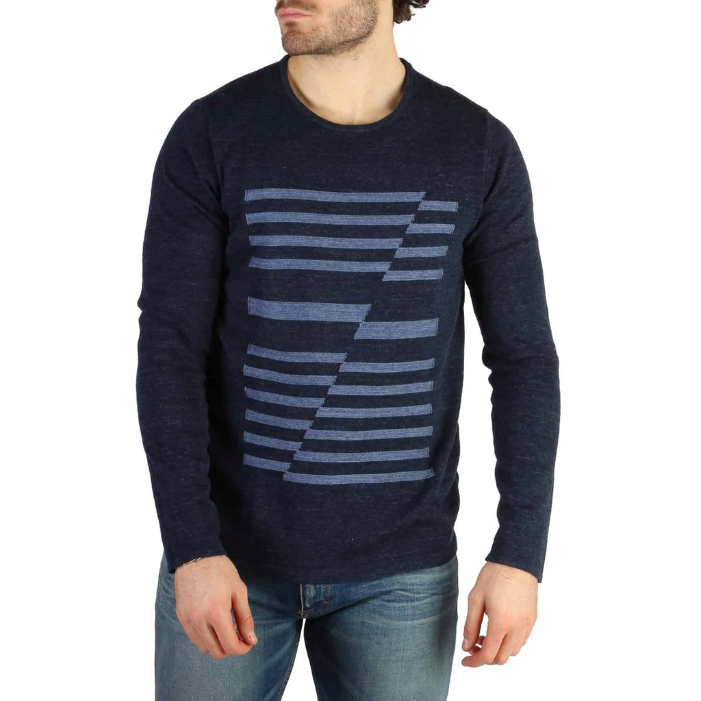 Sweter Męski Calvin Klein - J30J304606 -Niebies S